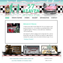 57 Heaven Re-design