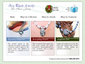 Sea Winds Jewelry